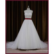 Высокое Качество Реальный Образец Свадебное Платье