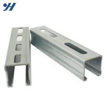 Qualitäts-China-Kreditlieferant galvanisierter Stahl C-Kanal