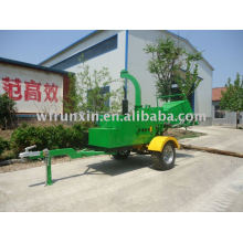CE approved wood chipper WC-40