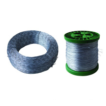 twisted soft black annealed iron wire galvanized iron wire
