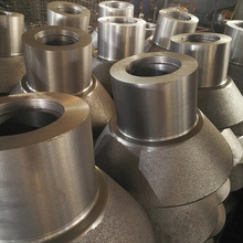Carbon Steel CNC Machined Components