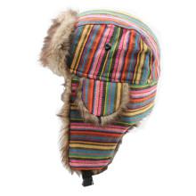 2014 New Style Winter Fur Earflap Cap