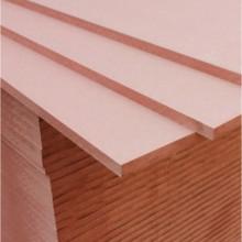 A melhor qualidade 16mm Plain MDF / MDF Madeira / MDF Board Factory
