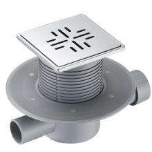 Dreno de piso para acessórios de ferragens de torneiras de banheiro