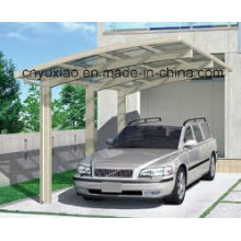 Haltbarer UV-Schutz Carport Aluminium