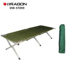 DW-ST099 Popular lightweight metal bunk folding camping bed