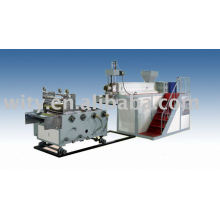 Extrusión y máquina de fundición de película (máquina de producción de película de estiramiento, máquina de formación de película de estiramiento)