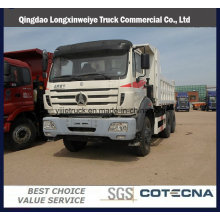Тяжелая обязанность грузовик beiben 6x4 на 30 тонн самосвал