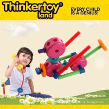 New Develop Intellgence Plastic Animal Sheep Toy