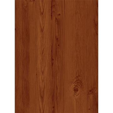Wooden finish coated aluminum sheet