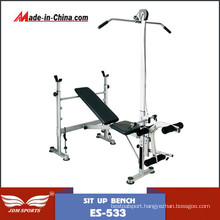 2015 Fashion Home Use Foldable Weight Bench (ES-533)