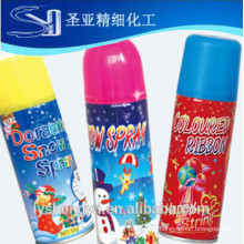 professional factory for snow spray party snow manufacture snow spray for Chile Peru