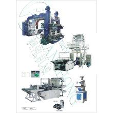 Machine à imprimer haute qualité à quatre couleurs (CE)