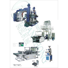 High Speed Four Color T-Shirt Printing Machine (CE)