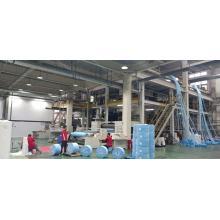 Dominant PP spunbond nonwoven production line