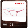 2017 Kids Eyeglasses Frames different design with shape well