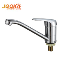 Les fournisseurs sanitaires conçoivent le robinet de bassin de poignée simple