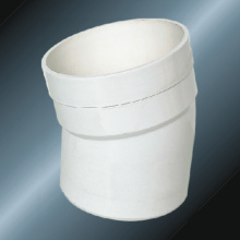 PVC Fitting of 15 Degree Elbow for Drainage