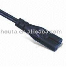 Cable de alimentación IEC 60320 C7