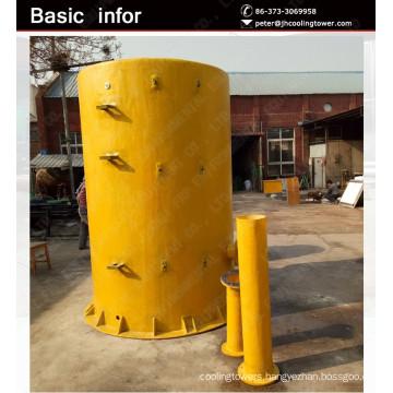 JIAHUI large capacity FRP chemical storage tanks
