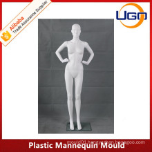 plastic mannequin mould for Lower body