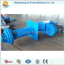 Industrie Kohle Waschen Submersible Slurry Zentrifugal Vertikale Pumpe