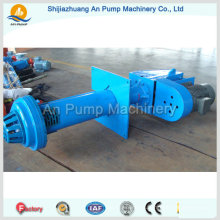 Indústria Coal Washing Submersible Slurry Centrifugal Vertical Pump