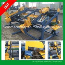 Sf602 Double End Trimm Säge Holz Palette Schneidemaschine