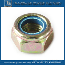 Class 04, Grade 05 ISO Standard Nylon Lock Nut