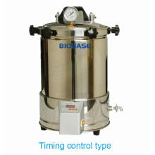 Portable Steam Sterilizer Timing/Anti-Dry out/Dual Fuel Control