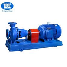 Bomba de agua centrífuga de succión final de 7.5 hp para drenaje