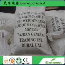 Chlorure de calcium anhydre granulaire (CaCl2) à bon prix