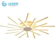 Iluminação de teto embutida LEDER
