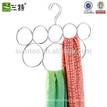 loop metal scarf hanger