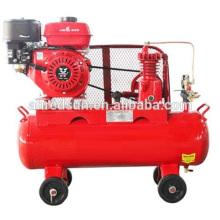 gasoline air compressor /portable car air compressor RSJBG-0.126/8