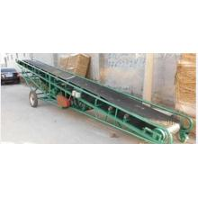 Rubber Inclined Belt Conveyor for Grain From China