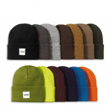 Cheap Knit Unisex Beanie Hat