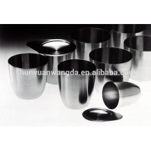 High quality platinum crucibles with lid