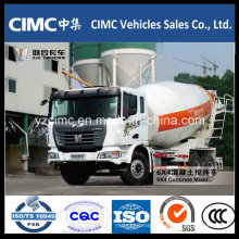 C & C 380HP 6X4 Автобетоносмеситель