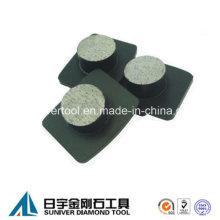Redi-Lock Beton Schleifen Pad/Diamant Metall Schleifscheibe