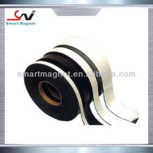 self-adhesive flexible permanent rubber magnetic tape