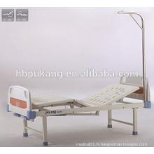 Plein fowler ou les lits de médecine