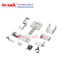 Präzisions-Aluminium-Messingkupfer-Edelstahl-Blech CNC-Stempeln