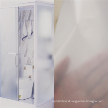 Matte Translucent Bathroom Release Liners Protection Film