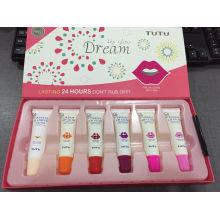 Kits de brillant à lèvres Tutu Dream