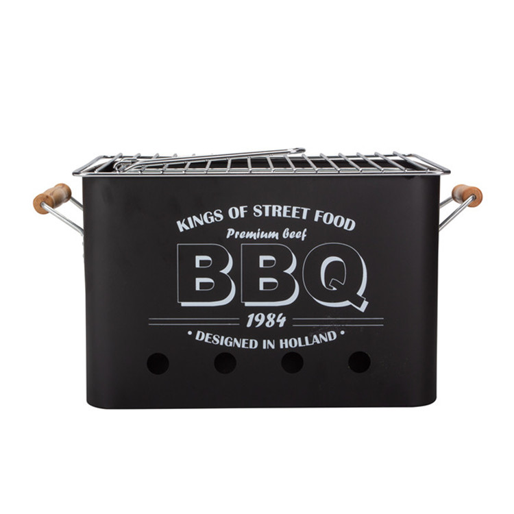 Square Bbq Portable Bucket