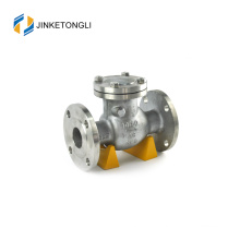 JKTLPC072 loaded lift forged steel non return 1/2 in check valve