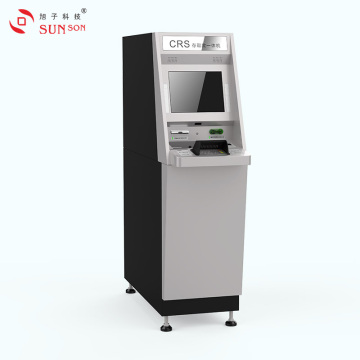 Cash-In / Cash-Out Bulk Note Acceptor BNA
