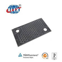 Customized Rail Mat by Railway Parts Supplier