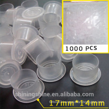 2016 hot sale self standing tattoo ink cups